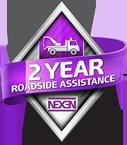 Nexen 2 Year Roadside Assistance