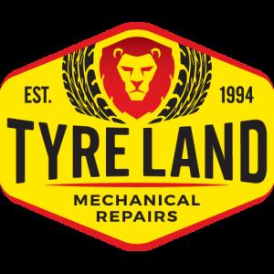 Tyre Land Logo