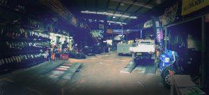 tyre shop sydney garage